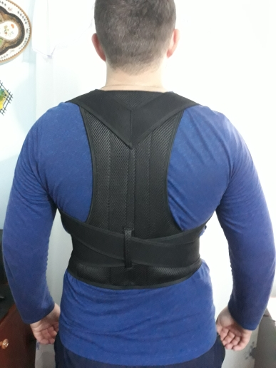 Posture Adjustable Back Trainer photo review