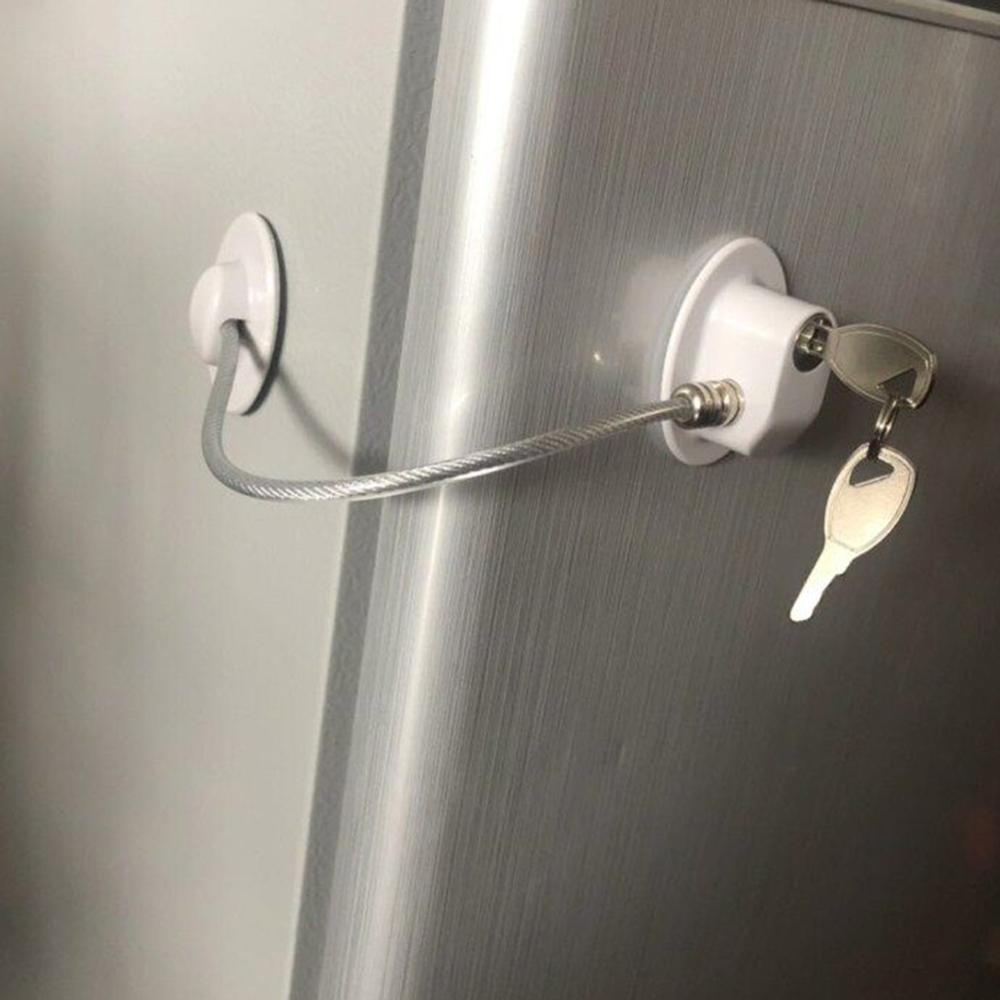Aluminum Alloy Door Window Lock Child Safety Door Security Lock for Cabinets Cupboards Prevent Childern Falling Window Lock New