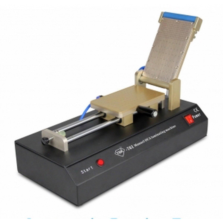 цены Handbook OCA Glass Film Laminating Machine built-in Vacuum Pump AC 220V V8L8