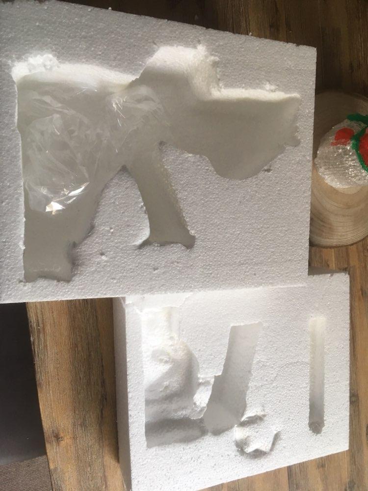 Modern Resin Paper Holder Sculpture photo review