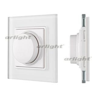 019485 Panel Rotary SR-2835DIM-RF-UP White (3V DIM) Box-1 Pcs ARLIGHT-Управление Light/SR Series LUX/SR Panel ^ 85