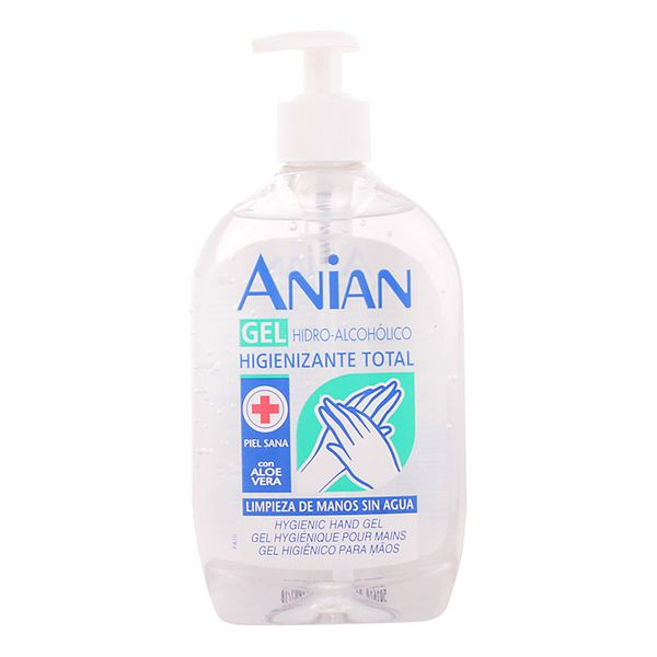 Sanitizing Hand Gel Anian (500 Ml)