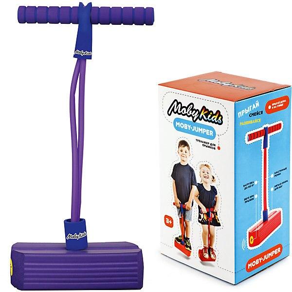 Тренажер для прыжков со звуком , , Moby Kids|Спортивные игры|   | АлиЭкспресс