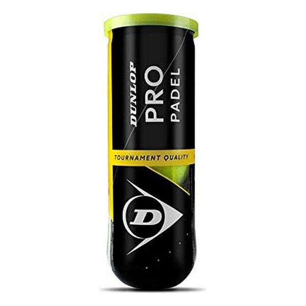 Padel Balls Dunlop Tb Pro (3 Pcs)