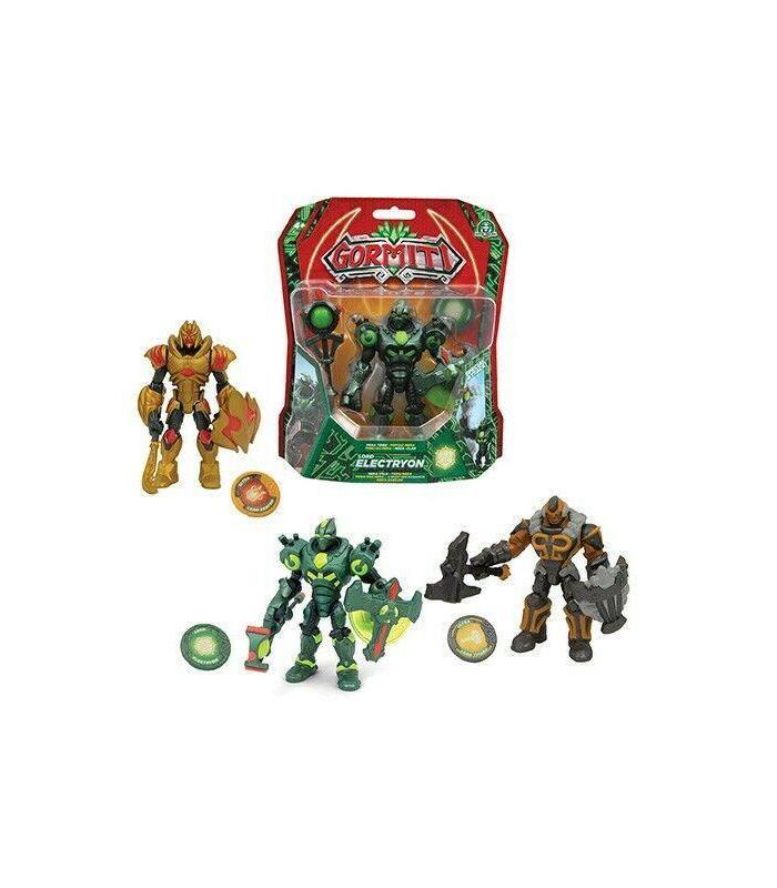 "Gormiti S2 Blister ""lords"" 12cm + Functio Toy Store"