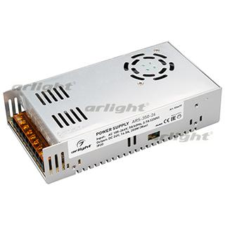 026677 Power Supply ARS-350-24 (24 V, 14.5A, 350 W) ARLIGHT 1-pc