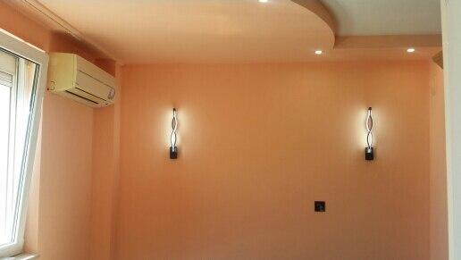 Luminárias de parede Ac96v-260v Arandela Iluminação