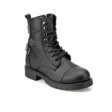 FLO Black Women Boots Woman Boots Platfo