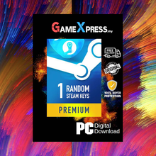 New Year Steam Key / 1 of 100 different games REG FREE
