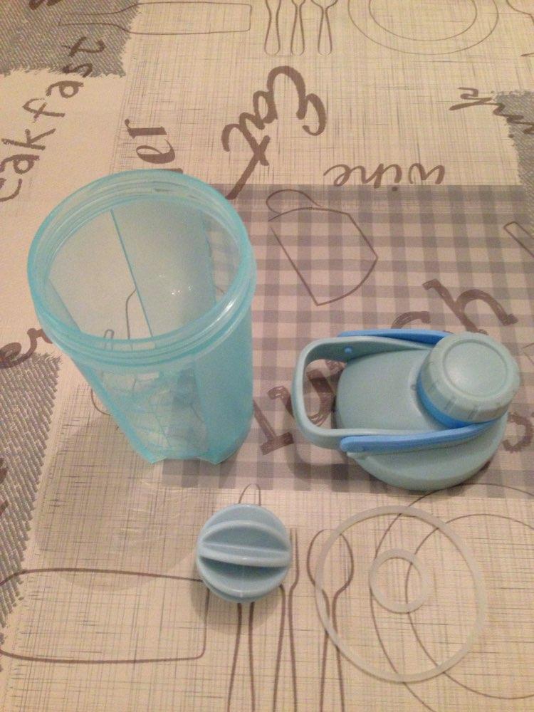 500ml/700ml Protein Powder Shaker Bottle Leak Proof With Handle Gym Fitness Durable Sports Water Bottles Drinkware|Water Bottles| |  - AliExpress