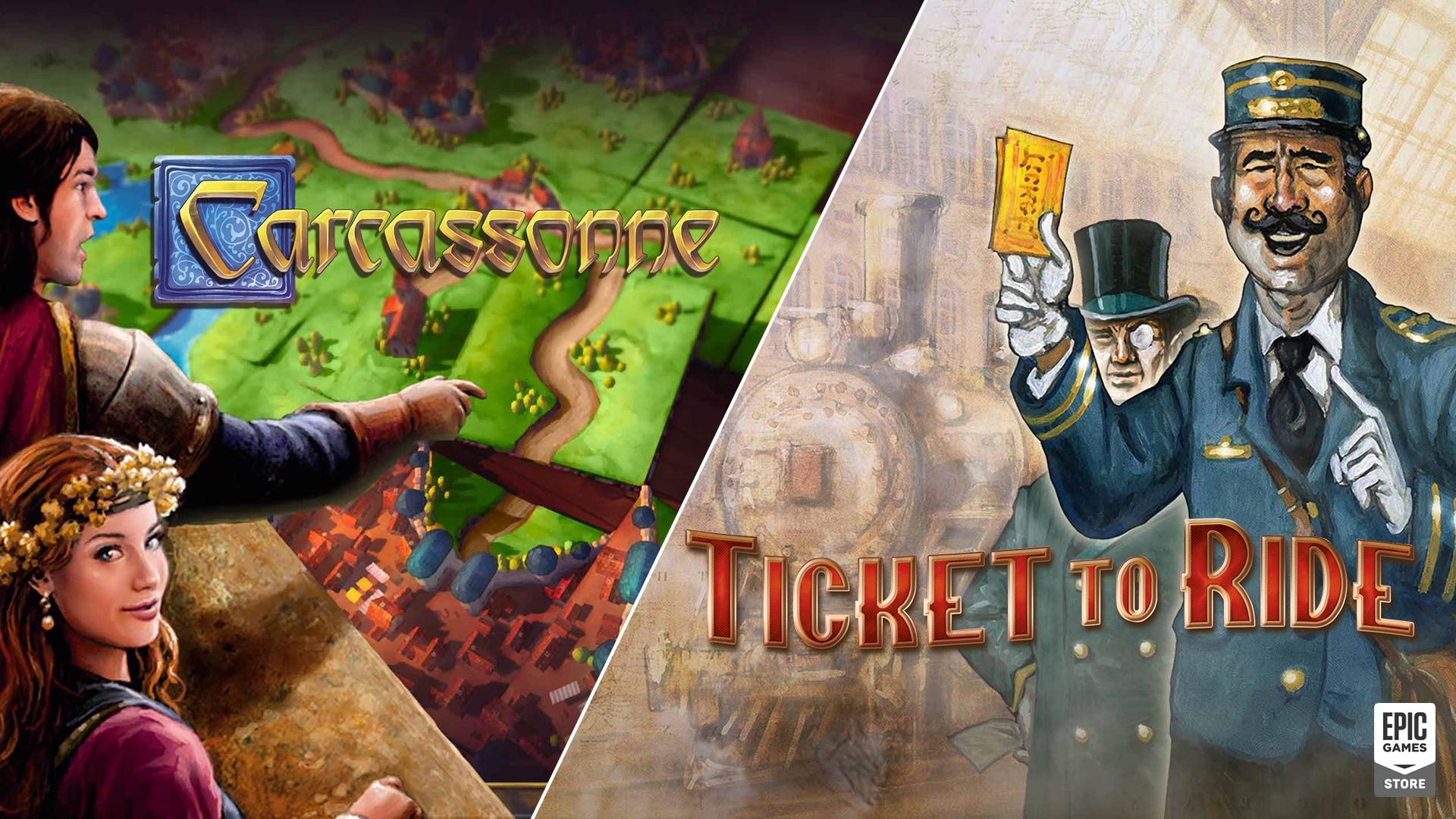 Epic免费领取《卡卡颂》与《车票之旅》