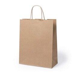 Paper Bag (25 x 31 x 11 cm) 145484 w Składane torby do przechowywania od Dom i ogród na