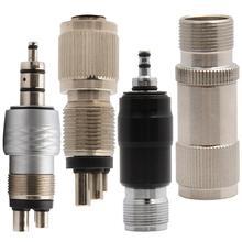 Dental-Adaptor Handpiece Quick-Coupler for High-Speed Air-Turbine 2/4holes