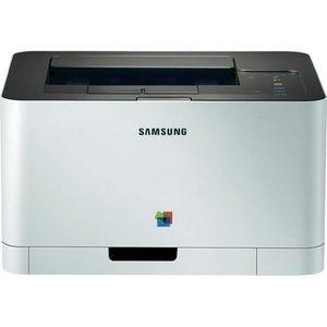 Samsung CLP 365 kolorowa drukarka laserowa pełna Pluscopy Tonerli 4 szt. 1 garnitur Pluscopy odpowiednik 1 szt. Kabel USB oryginalny
