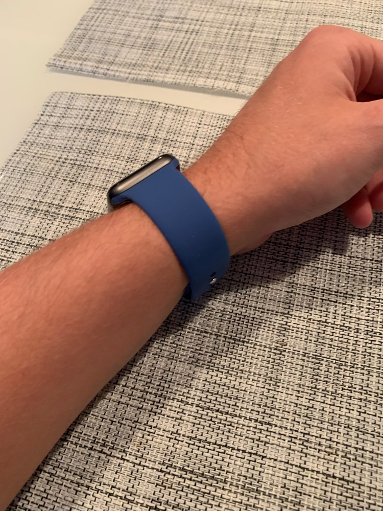 Apple Watch Sports Bands photo review