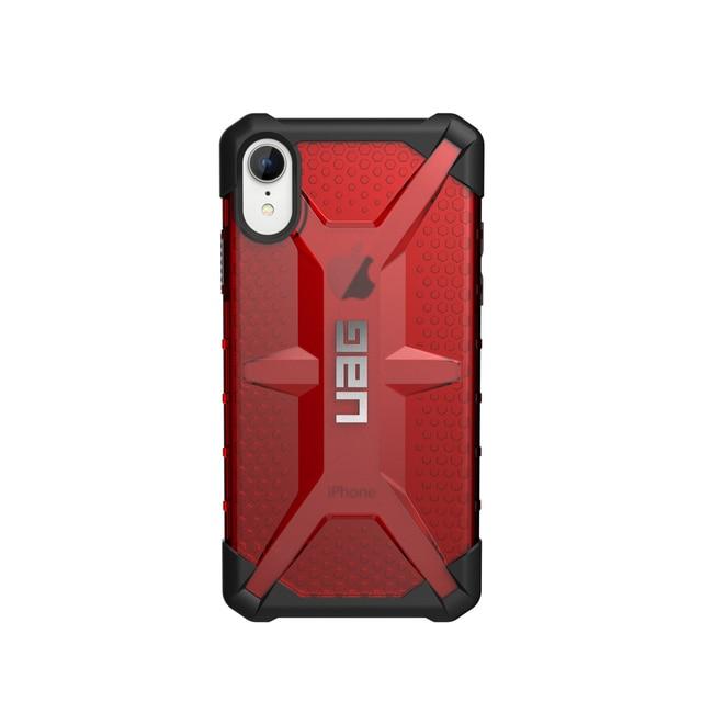 Защитный чехол UAG для iPhone XR серия Plasma цвет красный/111093119393/32/4, шт