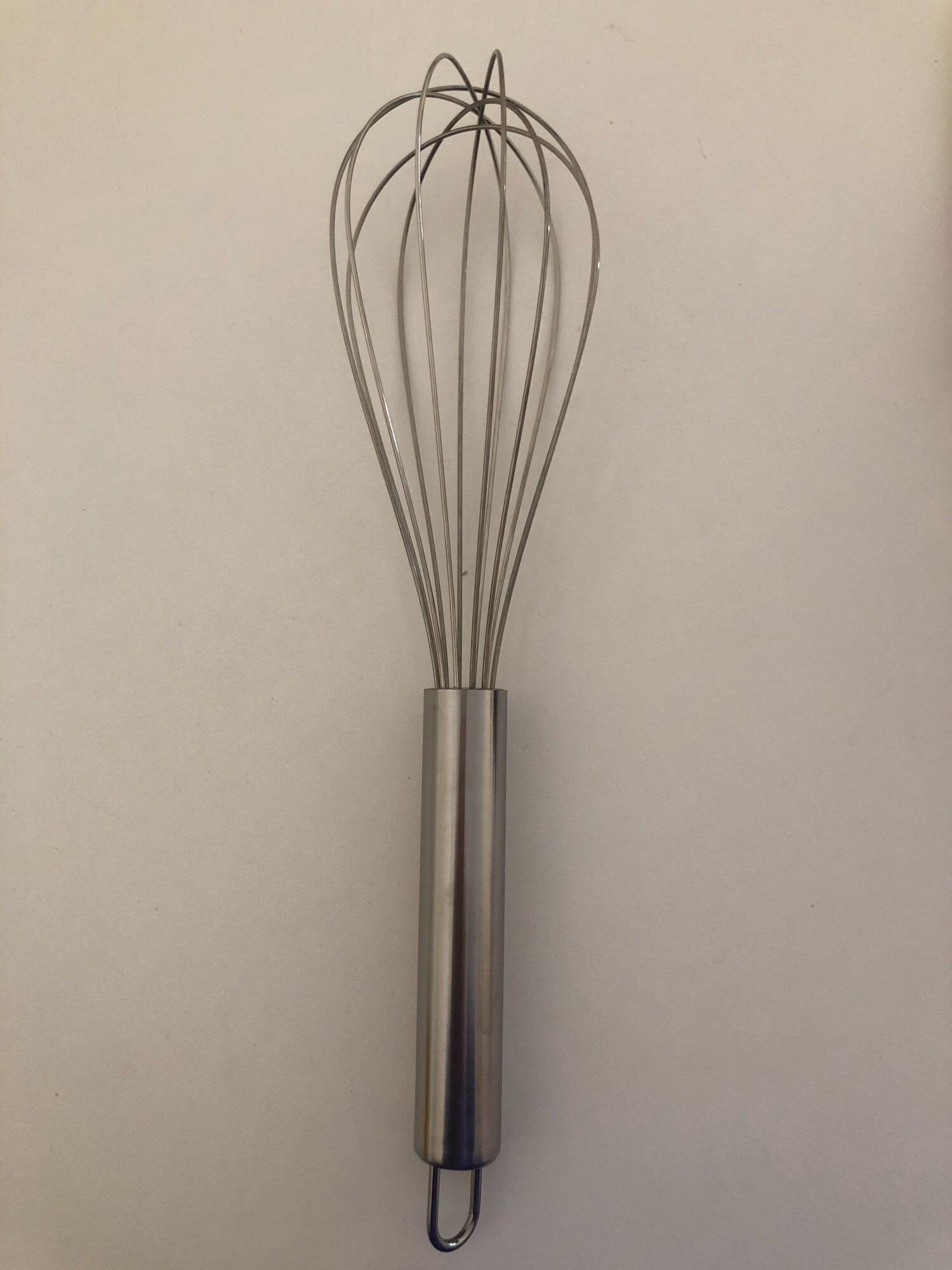 Frusta In Acciaio Inox Da Cucina