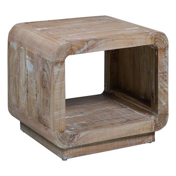 Side Table (50 X 40 X 48 Cm) Mindi Wood