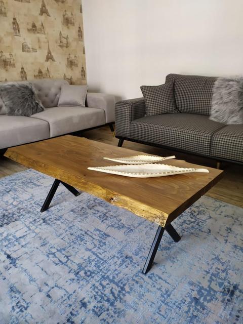 Ağaç orta sehpa Wooden Coffee Table 1