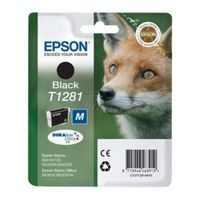 Original Ink Cartridge Epson C13T128140 Black