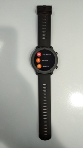 In Stock Amazfit GTR 47mm Lite Smart Watch 5ATM Waterproof Smartwatch 24Days Battery Music Control Silicon Strap|Smart Watches| |  - AliExpress