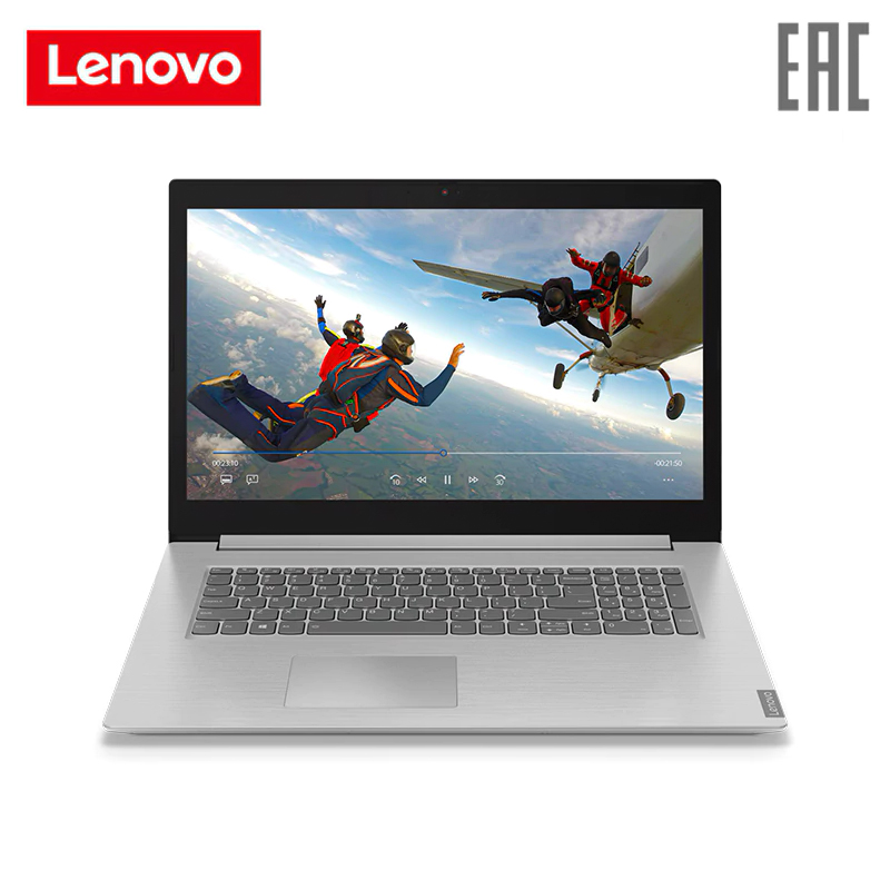 Laptop Lenovo L340-17iwl/17.3 FHD IPs AG 300N/Pentium 5405u 2.3g/8 GB/1TB HDD/integrated/DOS/Platinum Gray (81m0003krk