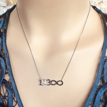 925 Silver 1938 Necklace