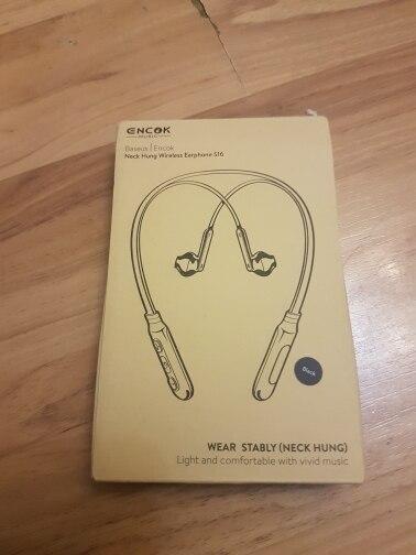 Baseus S16 Neckband Sport Headphone Wireless Bluetooth Earphone Built in Mic Wireless earbuds stereo auriculares for phone|headphones earbuds|bluetooth earphonesport headphones - AliExpress
