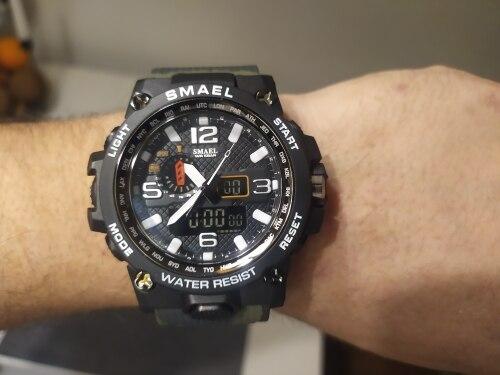 שעון צבאי לחיילים דגם 112 photo review