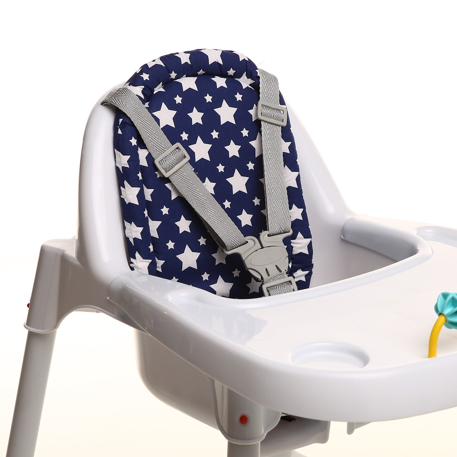 Ebebek Babyjem Baby High Chair Cotton Cushion Star Patterned