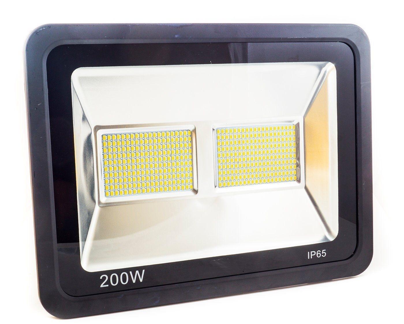 HEADLIGHT LED SPOTLIGHT SMD DOUBLE PLATE LIGHT LAMP 200 W WATT IP65 220V 1800LMN