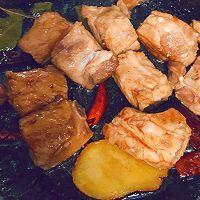 """#美食说出""""新年好""""#芸豆玉米土豆炖排骨的做法图解5"""