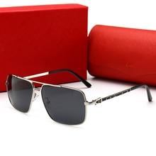 Pilot Men Sunglasses Driving Polarized Glasses Lady Classic