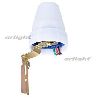 027393 Relays PRIME-PH-UP-10A-230V-5LUX (63x76mm, 1800 W, IP65) ARLIGHT 1-pc