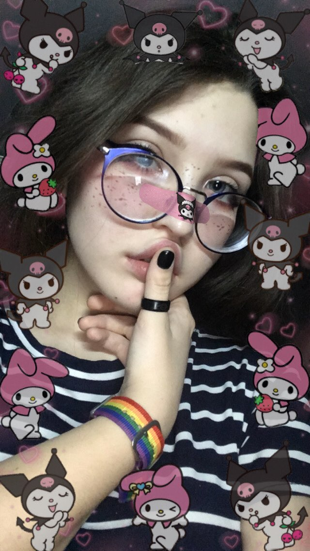 Nylon Rainbow  Bracelet photo review