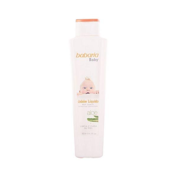 Aloe Vera Hand Soap Baby Babaria (600 Ml)