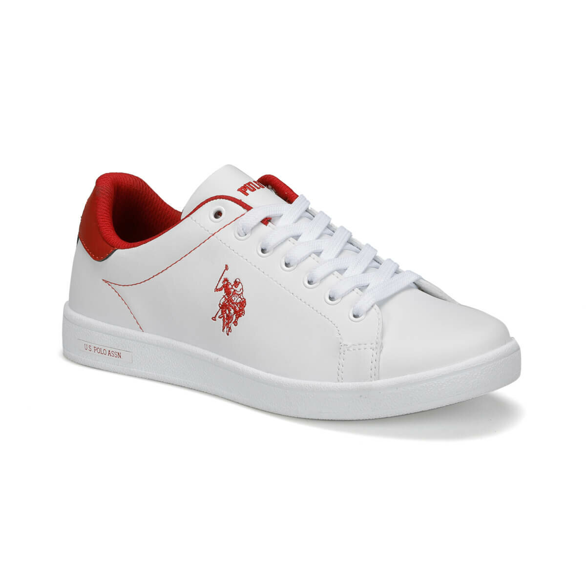 FLO STEVE 9PR White Women 'S Sneaker Shoes U.S. POLO ASSN.