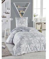 Trend Duvet Cover Set 155x220 + 80x80 YT34 Gray Ep-017802