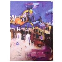 BiggDesign Dark Street Notebook 14x20 cm Notebooks Education & Office Supplies -