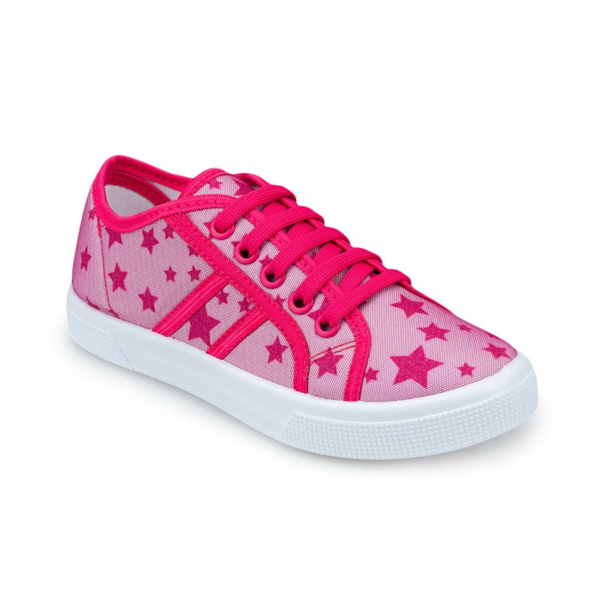 FLO 91.511246.F Fuchsia Girls Children Shoes Polaris