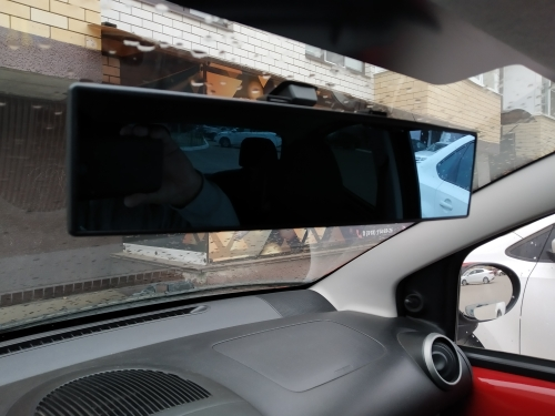 Buy Car Mirror Interior Rearview photo review