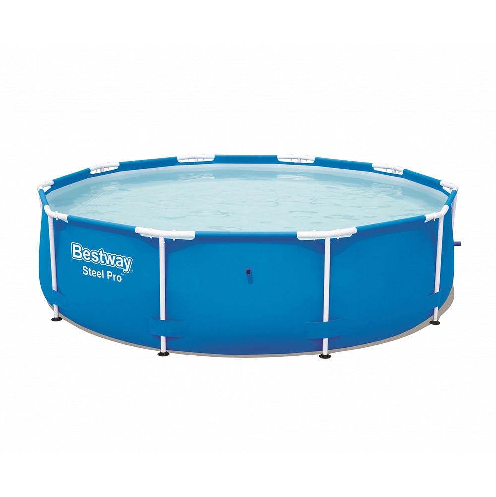 Bestway Pool Scaffold, Fe 49% PVC 50%, 305x76 Cm