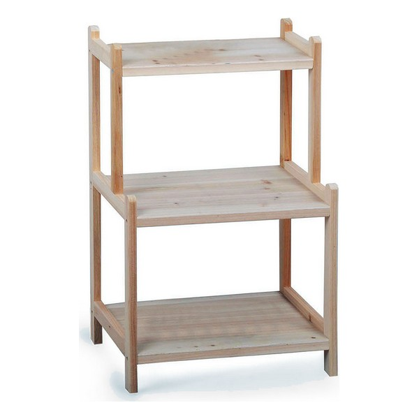 Shelves Confortime Wood (35,5 X 24 X 56 Cm)