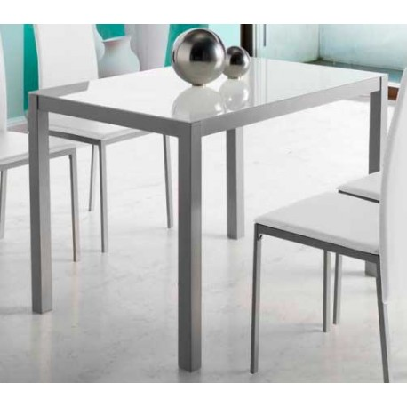 Dining Table Marseille White Or Black