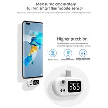 Mobile-Phone-Thermometer Intelligent Health-Care Usb Convenient Electronic Infrared Mini