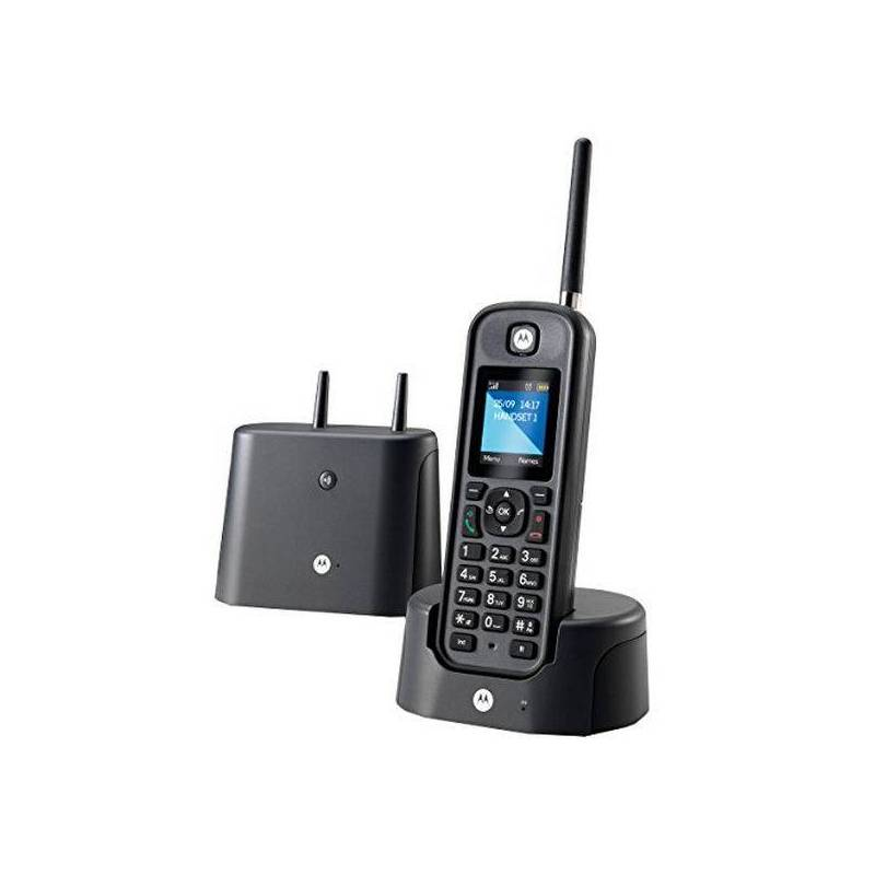 Phone Motorola Wireless E52000X60T1GEF03 Black image