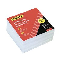 Paper block Proff for records White