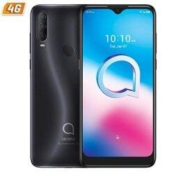 Alcatel 3l 2020 Темный Хром мобильный телефон-6,22 '/15,79 см hd + - oc - 4 Гб ram - 64 Гб-cam (48 + 5 + 2)/8mpx - android 10-4g-