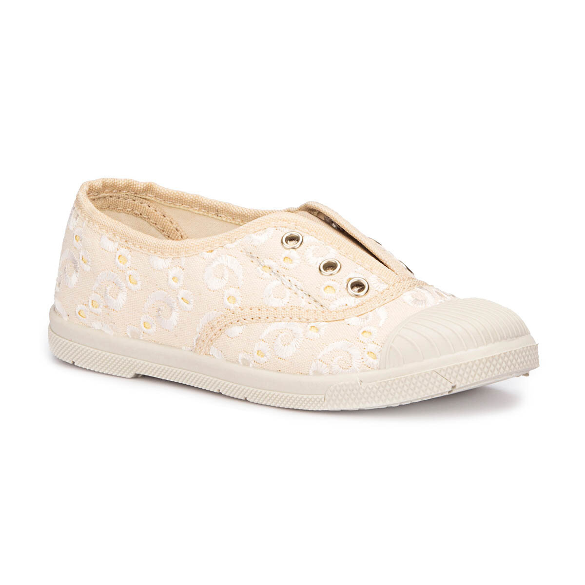 FLO 71.509330.F Beige Female Child Sneaker Shoes Polaris