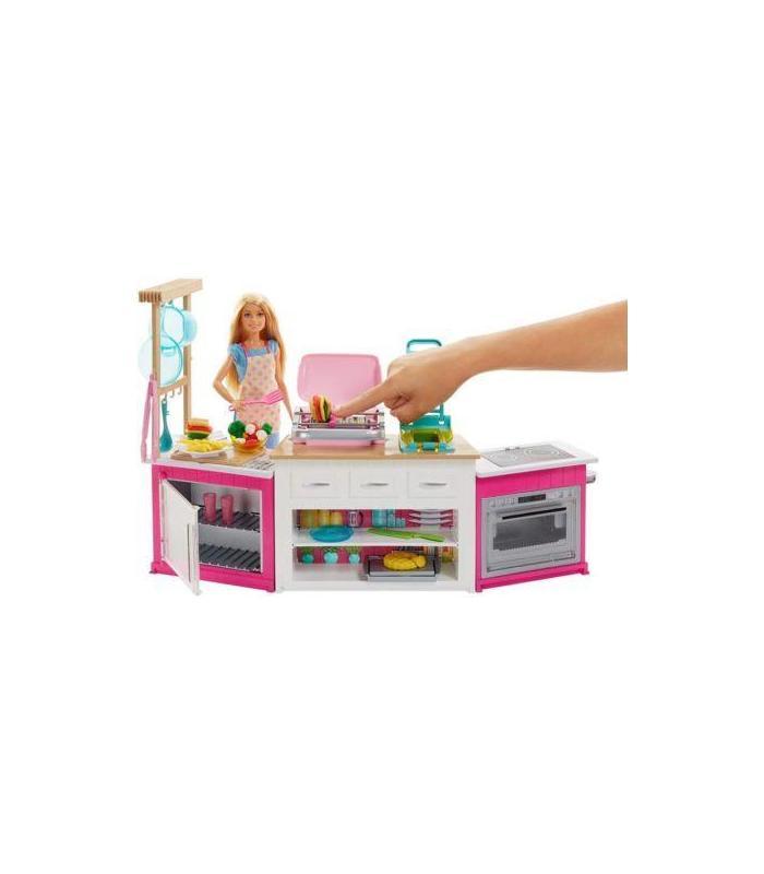 Kitchen Barbie Superchef Toy Store